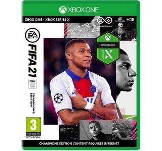 Fifa 21 Champions Edition Xbox One/Xbox Series X - Upgrade Gratuito