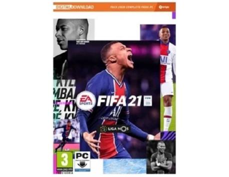 FIFA 21 (VERSÃO DIGITAL) PC