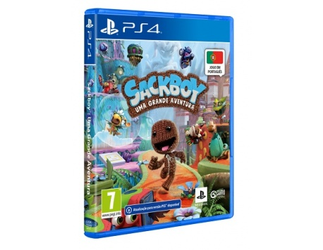 SACKBOY UMA GRANDE AVENTURA PS4