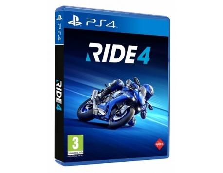 RIDE 4 PS4 - BLACK FRIDAY 2020