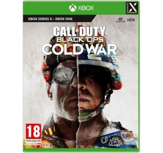 CALL OF DUTY BLACK OPS COLD WAR XBOX ONE/XBOX SERIES X