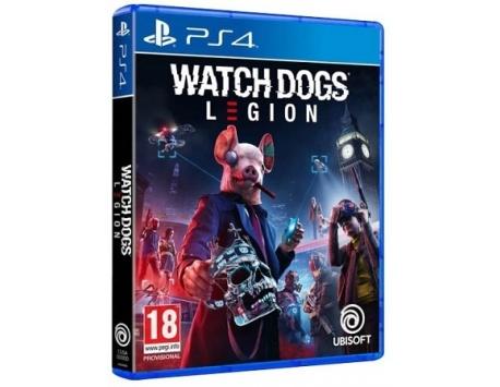 WATCH DOGS LEGION PS4 - BLACK FRIDAY 2020