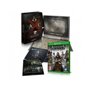 ASSASSIN'S CREED SYNDICATE THE ROOKS EDITION XBOX ONE