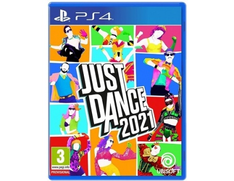 JUST DANCE 2021 PS4 - BLACK FRIDAY 2020