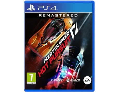NEED FOR SPEED HOT PURSUIT REMASTERED PS4- BLACK FRIDAY 2020