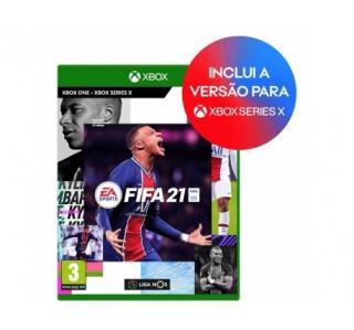 Fifa 21 Xbox One/Xbox Series X - Upgrade Gratuito