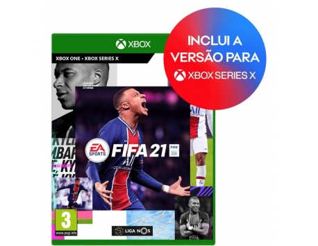 Fifa 21 Xbox One/Xbox Series X - Upgrade Gratuito