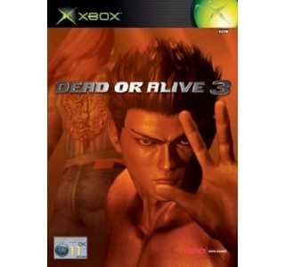 DEAD OR ALIVE 3 XBOX (USADO)