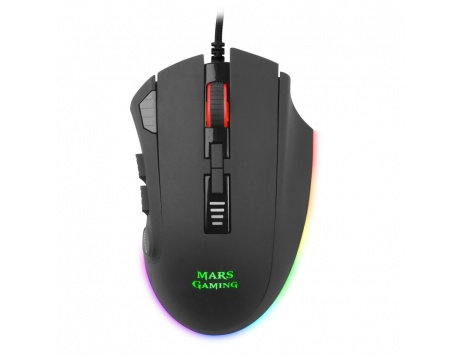 RATO MARS GAMING 32.000 DPI  CHROMA RGB LIGHTING 12 PROGRAMMABLE BUTTONS