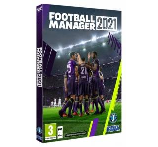 FOOTBALL MANAGER 2021 (VERSÃO DIGITAL) PC
