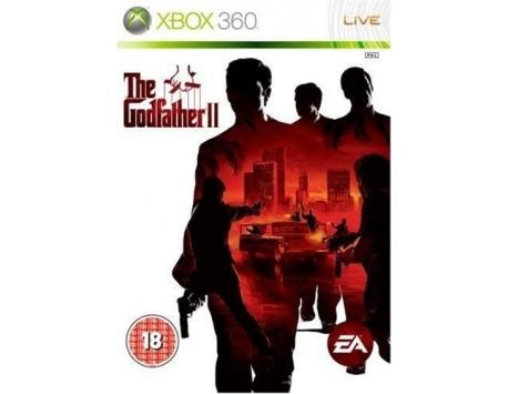 THE GODFATHER II XBOX 360 (USADO)