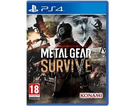 METAL GEAR SURVIVE PS4 (USADO)