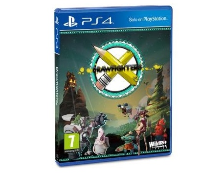 DRAWFIGHTERS PS4 (USADO)