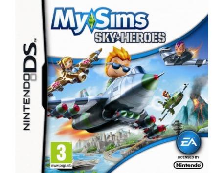 MY SIMS SKYHEROES DS (USADO)