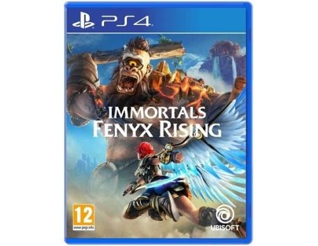 IMMORTALS FENYX RISING PS4 (USADO)