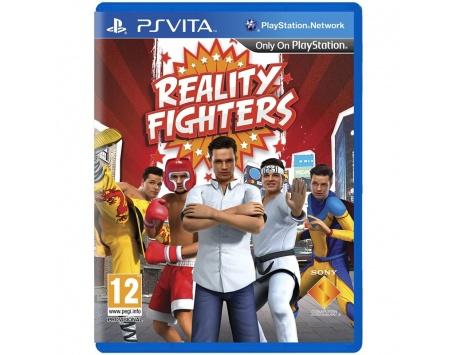 REALITY FIGHTERS PS VITA (USADO)