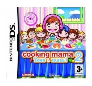 COOKING MAMA 2 DS (USADO)