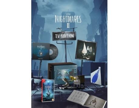 LITTLE NIGHTMARES II TV EDITION NINTENDO SWITCH