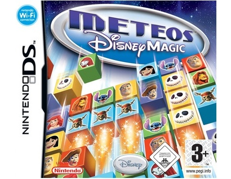 METEOS DISNEY MAGIC DS (USADO)
