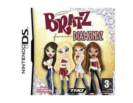 BRATZ FOREVER DIAMONDZ DS (USADO)
