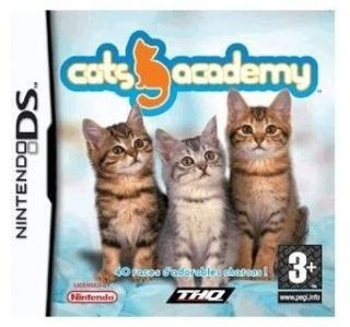 CATS ACADEMY DS (USADO)