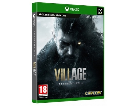 RESIDENT EVIL VILLAGE XBOX ONE/XBOX SERIES X