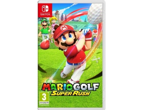 MARIO GOLF SUPER RUSH NINTENDO SWITCH
