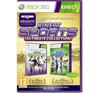 KINECT SPORTS ULTIMATE COLLECTION XBOX 360 (USADO)