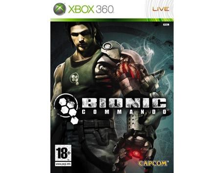 BIONIC COMMANDO XBOX 360 (USADO)