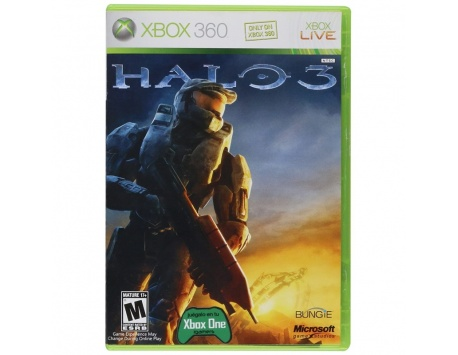 HALO 3 XBOX 360 (USADO)