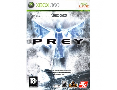 PREY XBOX 360 (USADO)