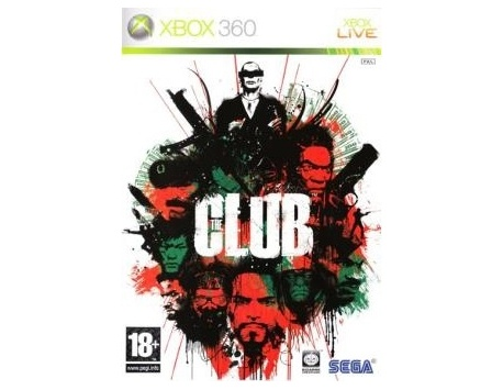 THE CLUB XBOX 360 (USADO)