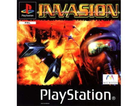 INVASION PSX (USADO)