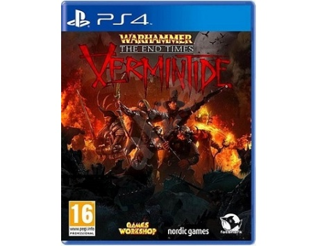 WARHAMMER THE END TIMES VERMINTIDE PS4 (USADO)