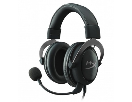HEADSET HYPERX CLOUD II 7.1 PRO GUN METAL