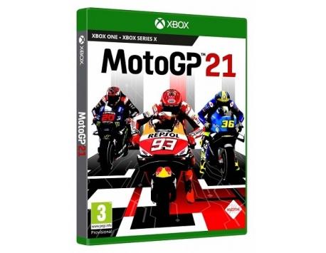 MOTOGP 21 XBOX ONE/XBOX SERIES X