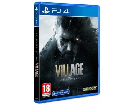 RESIDENT EVIL VILLAGE PS4/PS5