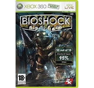 BIOSHOCK XBOX 360 (USADO)