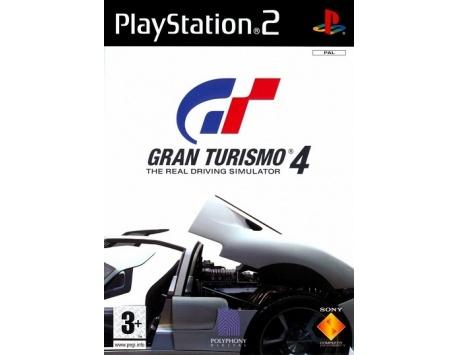 GRAN TURISMO 4 PS2 (USADO)