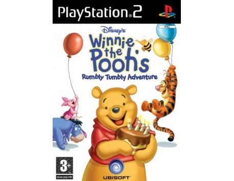 DISNEY'S WINNIE THE POOHS PS2 (USADO)