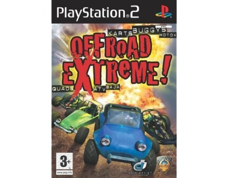 OFFROAD EXTREME PS2 (USADO)