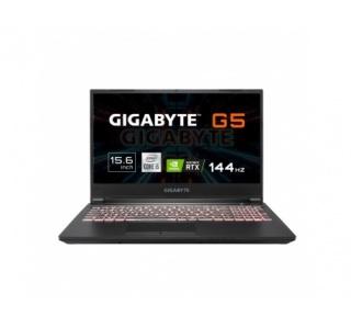 PORTÁTIL GIGABYTE - i5-10500H (2.5GHz-4.5GHz) - GeForce RTX 3060 - SSD PCIe 512GB