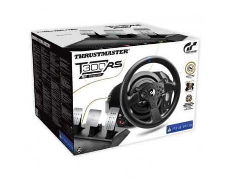 VOLANTE THRUSTMASTER T300 RS GT EDITION PS5 / PS4 / PS3 / PC