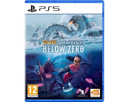 SUBNAUTICA BELOW ZERO PS5