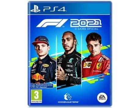F1 2021 PS4/PS5