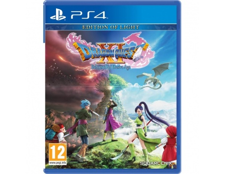 DRAGON QUEST XI ECHOES OF AN ELUSIVE AGE PS4 (USADO)