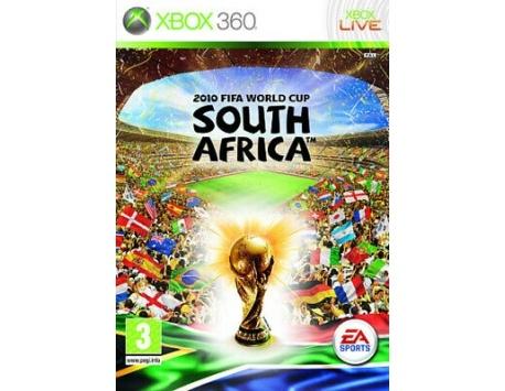 FIFA WORLD CUP SOUTH AFRICA X360 (USADO)