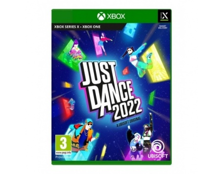 JUST DANCE 2022 XBOX ONE