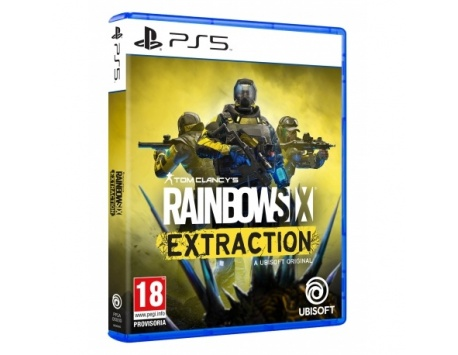 RAINBOW SIX EXTRACTION PS5