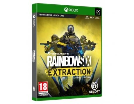 RAINBOW SIX EXTRACTION XBOX ONE